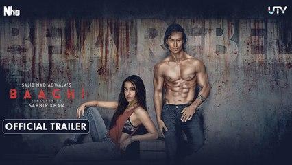 Tiger Shroff Full Speech   Baaghi Trailer Launch   #ViralBollywood Entertainment