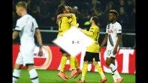 Tottenham Hotspur Vs Borussia Dortmund  Europa League Roud of 16 Game 2