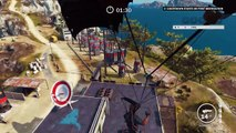 Just Cause 3 100% Complete - Part 34 - PC Gameplay Walkthrough - 1080p 60fps