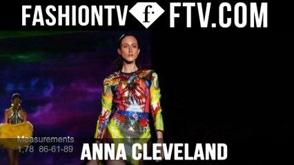 Model Talks S/S 16 - Anna Cleveland | FTV.com