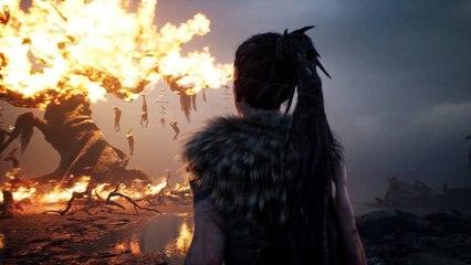 Hellblade - The Senua Trailer PS4
