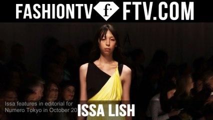 Issa Lish | Model Talks S/S 16 - Paris | FTV.com