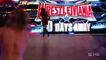 Roman Reigns Returns, Brutally Assaults Triple H - WWE Raw 3_14_16