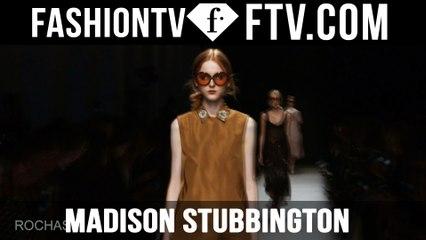 Model Talks Paris S/S 16 - Madison Stubbington | FTV.com