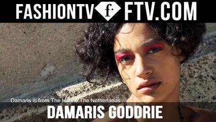 Damaris Goddrie | Model Talks S/S 16 - Paris | FTV.com