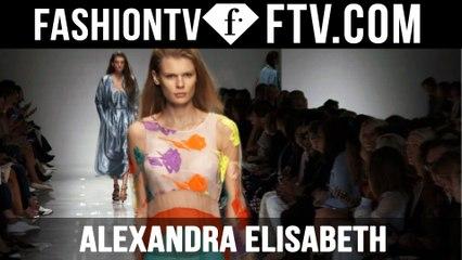 Model Talks Milan S/S 16 - Alexandra Elisabeth | FTV.com