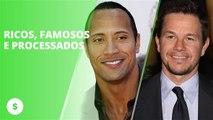 Acusação pode arruinar Dwayne Johnson e Mark Wahlberg