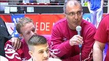 ITW du SGS Judo, champion de France par équipes 1ère division