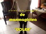 """tour de magie de maxmagicien """"VOLER"""" explication"""