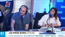 Quand Cyril Hanouna entame un strip-tease surprise !