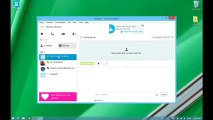 Adding and Managing Contacts in skype