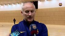 FCB Futsal: Prèvia Barça Lassa-El Pozo Múrcia