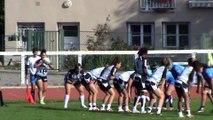 Essai du Stade Toulousain Rugby Féminin face à Castres 3