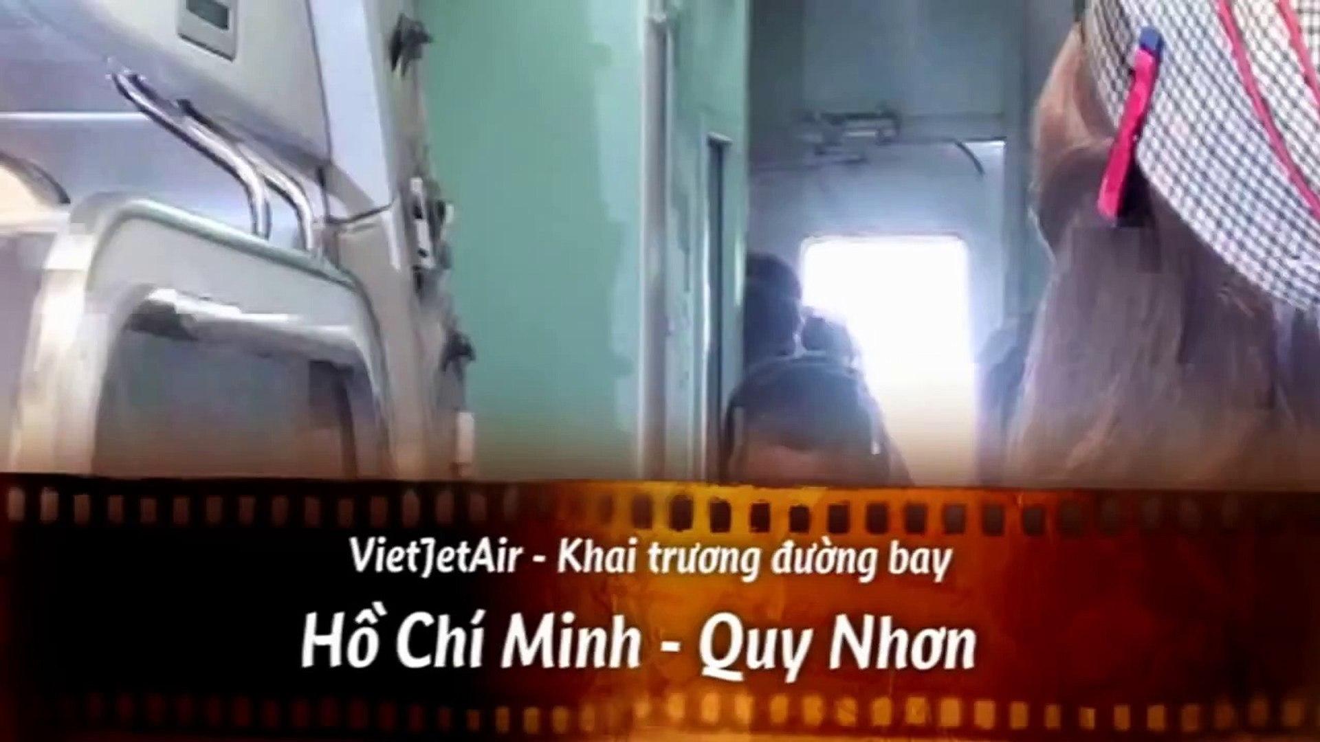 Hồ Ngọc Hà trình diễn trên chuyến bay khai trương TP HCM -- Quy Nhơn