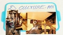 CV vidéo ou comment j'ai découvert la Médiation scientifique et culturelle  par Audrey NAVARRE.