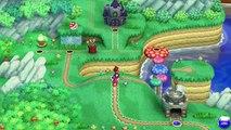 New Super Mario Bros  U - Acorn Plains 1-4: Mushroom Heights