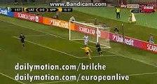 Antonio Candreva Amazing Chance - Lazio vs Sparta 17.03.2016 HD