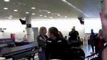 """Disparition en """"live"""" à la télévision norvégienne"""
