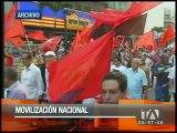 Nelson Erazo, Presidente del Frente Popular, sobre manifestaciones en contra de las reformas laborales