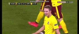 Lukas Julis 0:3 HD | Lazio v. Sparta 17-03-2016