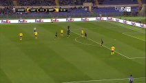0-3 Lukás Julis Goal | Lazio v. Sparta Prague - 17.03.2016 HD
