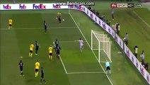 Half Time Goals - Lazio 0-3 Sparta 17-03-2016