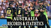 T20 World Cup Australia Cricket Team Statistics and Records