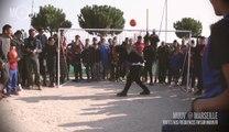 Willaxxx & Romain @ #OnEstTousFoot - Marseille : Rohff, Les Déguns, Bengous, Kenza Farah...