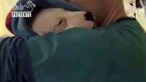 Il cane si è appena svegliato dall'anestesia e piange: Il Veterinario Canta Per lui