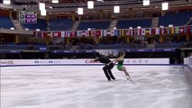JWC2016 Anastasia MISHINA / Vladislav MIRZOEV FS