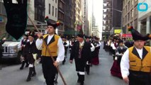 Happy St. Patrick's Day From Uber - Free Bagpipe Concert