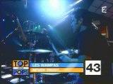 Les Wampas - Manu Chao - Live At Top Of The Pop