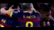 Luis Suarez goal vs Arsenal _ FC Barcelona 3 - 1 Arsenal [CL] 720p HD
