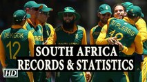 T20 World Cup Team South Africa Statistics and Records