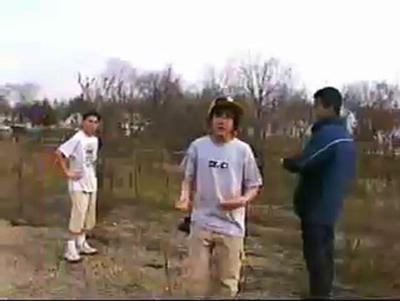 Merritton Jackass Episode 056 Bottle Rockets