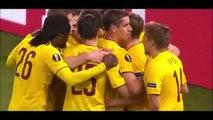 Lazio 0-3 Sparta Prague - All Goals - HD - 17.03.2016