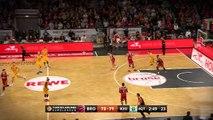 #NoJumpNoGlory Dunk of the Night: Brad Wanamaker, Brose Baskets Bamberg