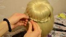 Hairstyles for short hair | medium short hairstyles | short hairstyles for round faces video tutorials