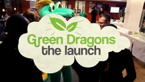 Green Dragons - Kick-starting sustainability for students (launch event 2013)