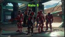 Halo 5 Capture The Flag / Capture The Ball