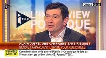Pour Benoist Apparu, Alain Juppé prépare une «campagne sérieuse»