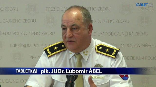 ZAZNAM: TK POLICAJNEHO PREZIDIA 18.3.2016