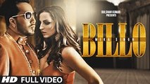 BILLO Video Song _ MIKA SINGH _ Millind Gaba _ New Song 2016 _ T-Series
