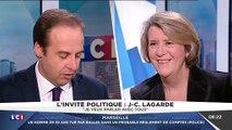 """JC Lagarde : """"La question du destin de JC Lagarde n'a aucun intérêt"""""""