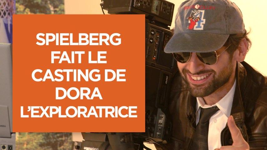 Spielberg fait le casting de Dora l'Exploratrice