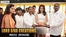 Lord Siva Creations Production No1 Movie Opening - Filmyfocus.com