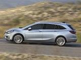 Opel Astra Sports Tourer : 1er contact en vidéo