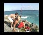 kitesurfing Varberg -Would you be this brave kitesurfing