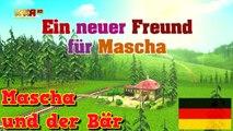 Mascha und der Bär ➤ Ein neuer Freund für Mascha - Staffel01 Folge01 - CARTOON ZEICHENTRICK GANZE FOLGE IN DEUTSCH [ HD]