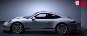 Nuevo Porsche 911 R: toda la 'info' de un vistazo